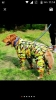 Костюм для крупной собаки р-р 30
