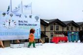 Тихвинские биатлонисты на «Кубке Балтики»