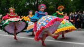 VII Этнокультурный фестиваль Ленинградской области в Тихвине