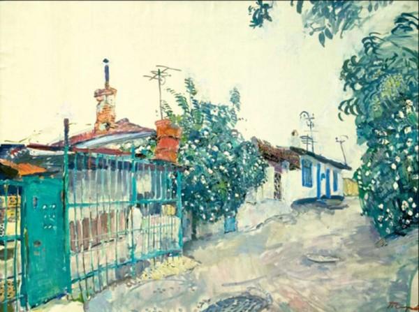 Художественная выставка в Тихвине