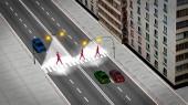 Пешеходные переходы осветят в соответствии с ГОСТом