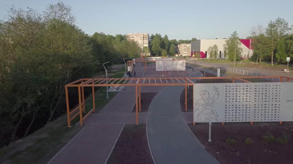 Парк поколений в числе лучших проектов области