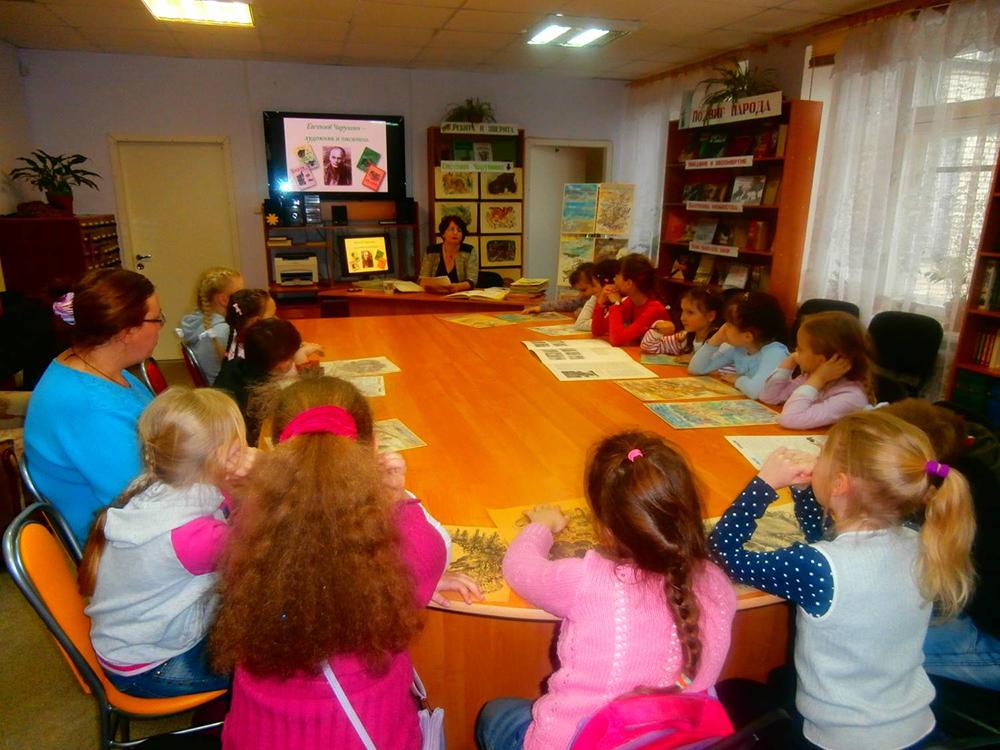 Ремонт в Центральной детской библиотеке