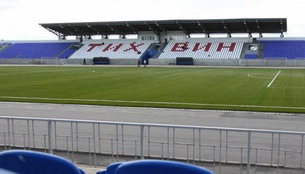 Тихвинский стадион получил сертификат РФ