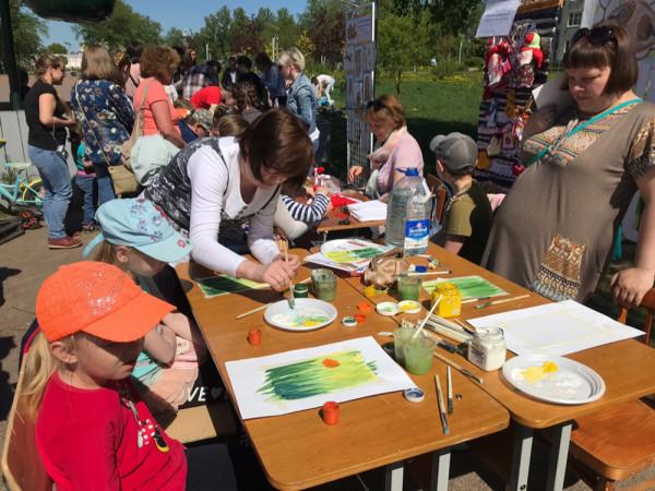Тихвинский центр детского творчества отметил юбилей